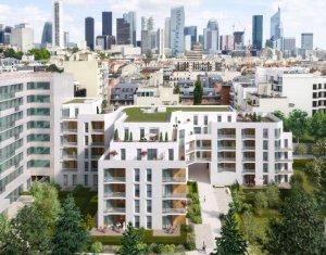 Achat / Vente appartement neuf Suresnes proche Puteaux (92150) - Réf. 6339