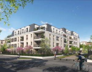 Achat / Vente appartement neuf Suresnes quartier Parc du Château (92150) - Réf. 2746