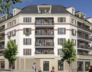 Achat / Vente appartement neuf Taverny 10 minutes RER C (95150) - Réf. 1287