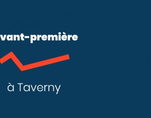 Achat / Vente appartement neuf Taverny proche Lycée Louis Jouvet (95150) - Réf. 4398