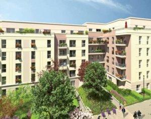 Achat / Vente appartement neuf Thiais, Avenue du Luxembourg (94320) - Réf. 1954