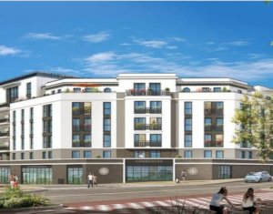 Achat / Vente appartement neuf Thiais proche centre-ville (94320) - Réf. 2781