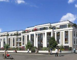 Achat / Vente appartement neuf Thiais quartier résidentiel arboré (94320) - Réf. 159