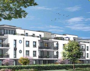 Achat / Vente appartement neuf Thiais quartier résidentiel en cœur de ville (94320) - Réf. 1908