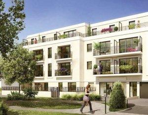 Achat / Vente appartement neuf Thiais quartier résidentiel proche des commerces (94320) - Réf. 1288