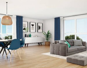 Achat / Vente appartement neuf Thoiry à 9 min du transilien N (78770) - Réf. 5719