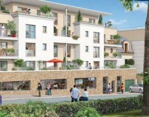 Achat / Vente appartement neuf Thorigny-sur-Marne proche commodités et écoles (77400) - Réf. 4145