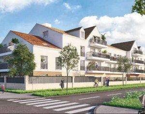 Achat / Vente appartement neuf Tigery coeur de ville (91250) - Réf. 5870