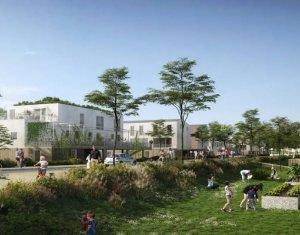 Achat / Vente appartement neuf Torcy proche école (77200) - Réf. 4071