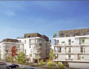 Achat / Vente appartement neuf Torcy proximité Ville Nouvelle Marne-La-Vallée (77200) - Réf. 2695