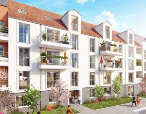 Achat / Vente appartement neuf Trappes à proximité immédiat du centre-ville (78190) - Réf. 2554