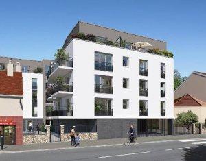 Achat / Vente appartement neuf Trappes coeur de ville (78190) - Réf. 3802
