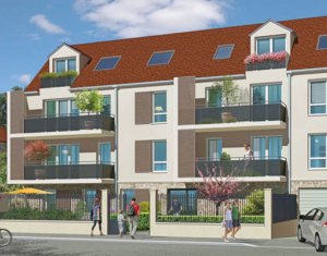 Achat / Vente appartement neuf Trappes proche gare (78190) - Réf. 2977