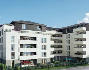 Achat / Vente appartement neuf Trappes proche gare RER C (78190) - Réf. 1411