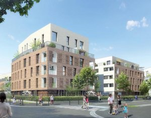 Investissement locatif : Appartement en loi Pinel  Trappes quartier nouveau quartier de l'Aérostat (78190) - Réf. 2104