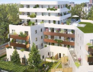 Investissement locatif : Appartement en loi Pinel  Tremblay-en-France à 10 minutes du RER B (93290) - Réf. 4489