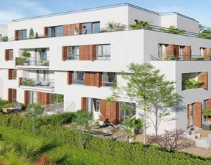 Investissement locatif : Appartement en loi Pinel  Tremblay-en-France proche RER B (93290) - Réf. 4528