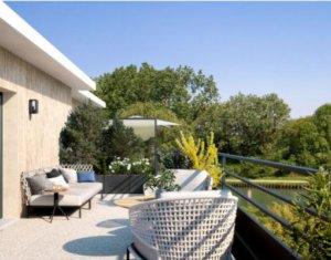 Investissement locatif : Appartement en loi Pinel  Vaires-sur-Marnes bord canal de Chelles (77360) - Réf. 2693
