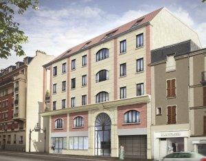 Achat / Vente appartement neuf Vanves à 500 mètres de la Gare Vanves - Malakoff (92170) - Réf. 3616