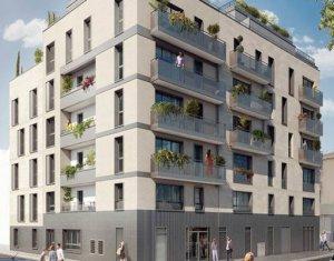 Investissement locatif : Appartement en loi Pinel  Vanves à moins de 300m du Transilien N (92170) - Réf. 5732