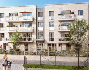 Achat / Vente appartement neuf Vanves proche gare de Clamart (92170) - Réf. 3441
