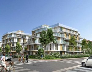 Achat / Vente appartement neuf Vanves proche gare SNCF (92170) - Réf. 222