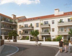 Achat / Vente appartement neuf Vaujours en coeur de ville (93410) - Réf. 4031