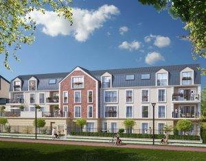Achat / Vente appartement neuf Vauréal centre-ville (95490) - Réf. 1261