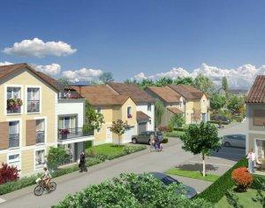 Investissement locatif : Appartement en loi Pinel  Vauréal proche centre (95490) - Réf. 1626