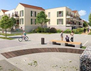 Achat / Vente appartement neuf Vaux-le-Pénil proche mairie (77000) - Réf. 5886