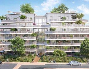 Investissement locatif : Appartement en loi Pinel  Velizy-Villacoublay en bordure de la forêt de Meudon (78140) - Réf. 4206