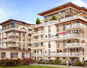Achat / Vente appartement neuf Vélizy-Villacoublay proche forêt de Meudon (78140) - Réf. 2240