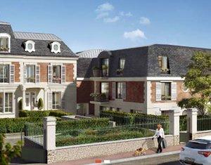 Investissement locatif : Appartement en loi Pinel  Verneuil-sur-Seine à deux pas du coeur de ville (78480) - Réf. 4328