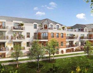 Achat / Vente appartement neuf Verneuil-sur-Seine en cœur de ville (78480) - Réf. 1799
