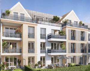 Achat / Vente appartement neuf Verneuil-sur-Seine proche du centre-ville (78480) - Réf. 3765