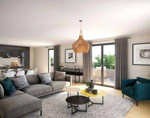 Achat / Vente appartement neuf Verneuil-sur-Seine quartier proche du centre (78480) - Réf. 5704