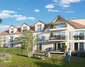 Achat / Vente appartement neuf Vernouillet proche commodités et gare (78540) - Réf. 4149