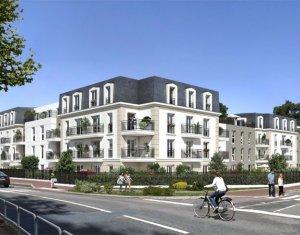 Achat / Vente appartement neuf Vernouillet proche gare Paris-Saint-Lazare-Mantes-La-Jolie (78540) - Réf. 2116