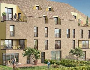 Achat / Vente appartement neuf Versailles à 800m de la gare (78000) - Réf. 2136