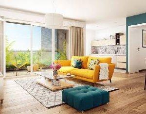 Achat / Vente appartement neuf Versailles à deux pas de la forêt et à 600 mètres du RER (78000) - Réf. 3983