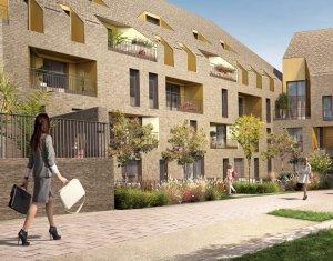 Achat / Vente appartement neuf Versailles quartier de Montreuil (78000) - Réf. 2074