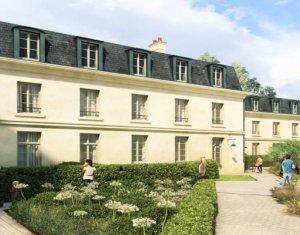 Investissement locatif : Appartement en loi Pinel  Versailles quartier Saint-Louis (78000) - Réf. 3301