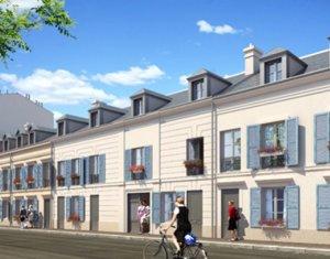 Achat / Vente appartement neuf Versailles quartier Saint-Louis (78000) - Réf. 1123