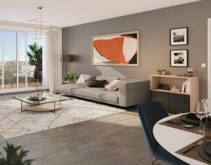 Investissement locatif : Appartement en loi Pinel  Vert-le-Petit à proximité du cœur de ville (91710) - Réf. 4385