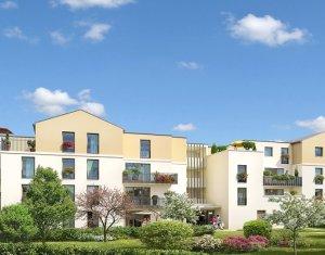 Achat / Vente appartement neuf Vert-Saint-Denis secteur résidentiel (77240) - Réf. 2030
