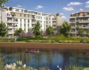 Achat / Vente appartement neuf Vigneux-sur-Seine à côté du Port aux Cerises (91270) - Réf. 270