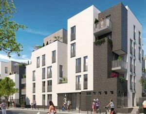 Investissement locatif : Appartement en loi Pinel  Vigneux-sur-Seine quartier Concorde (91270) - Réf. 2980