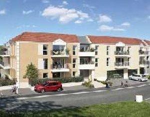 Investissement locatif : Appartement en loi Pinel  Villabé à 5 minutes à pied du RER (91100) - Réf. 4778