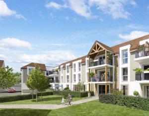 Investissement locatif : Appartement en loi Pinel  Villabé centre proche RER D (91100) - Réf. 6051