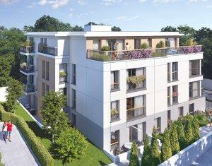 Achat / Vente appartement neuf Ville-d'Avray proche Transilien L et U (92410) - Réf. 6338